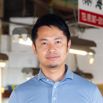 ブリッジプロジェクト リーダー今野元博(株式会社 海老今)